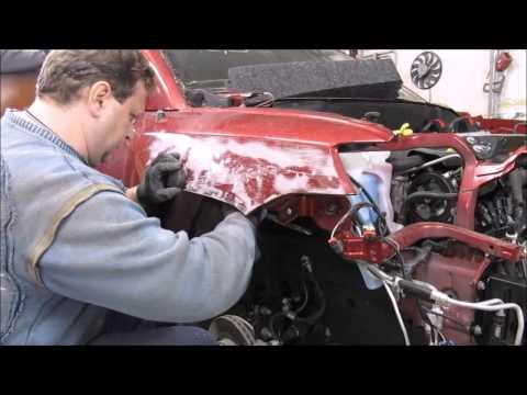 Jeep Compass. Body repair. Ремонт кузова.