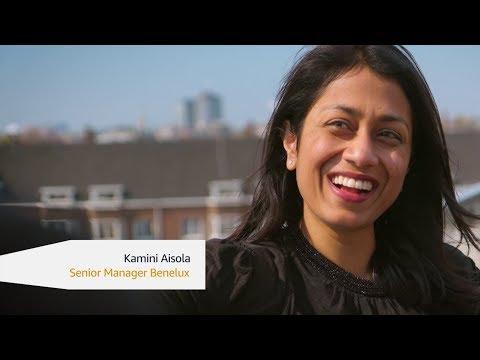 Welcome to AWS, Amsterdam - Meet Rene, Kamini and Koen