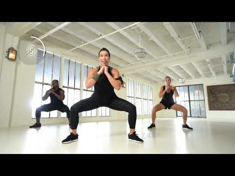 STRONG NATION™ 7 Minutes to Stronger: LEGS+GLUTES ft. Celebrity Trainer Erin Oprea