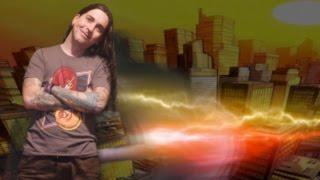 The Flash Meets Metal