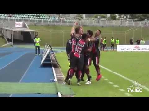 Gols: Metropolitano 1x1 Joinville | Copa SC 2018 | 1ª Rodada