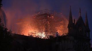 «Часть судьбы Франции»: что известно о пожаре в соборе Парижской Богоматери
