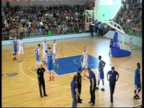 Dinamo Tbilisi vs Kutaisi - Georgian Superleague Finals - Game 2 - May 18 2016