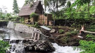 Philippines Bamboo Tiny House