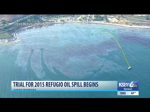 Plains All American oil spill trial begins