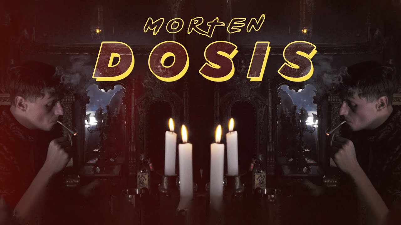 morten - Dosis (prod by 21 & PressPlay) (Official Video)
