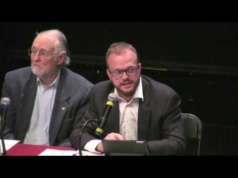 University of Ottawa Debate on the Green Party of Canada's BDS Policy - Part 2