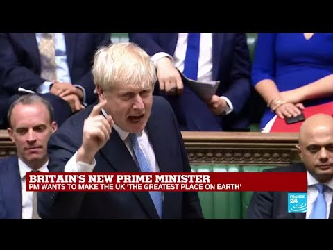 Boris Johnson: 'No one believes more strongly than me in the benefits of migration'