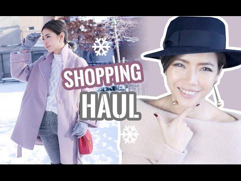 年末冬季買到手軟的 時尚戰利品分享 |Chloe , Burberry, Stuart Weitzman, Rebecca Minkoff, BORSALINO