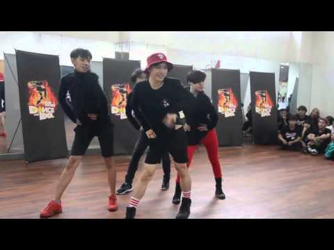 [Live Performance] 4Walls - f(x) by Heaven Dance Team from Vietnam