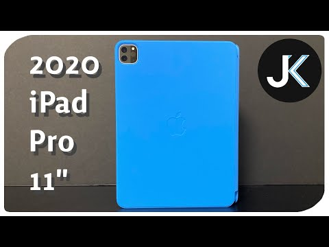 """iPad Pro 11"""" 128Gb (2nd Generation, early 2020) Unboxing and Hands On"""