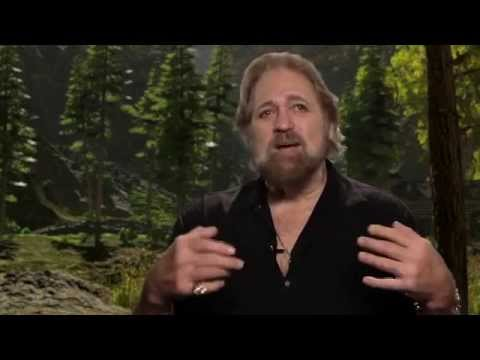 Dan Haggerty talks about being Grizzly Adams FULL