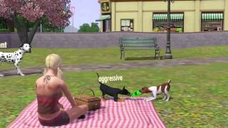 The Sims 3 - Unleashed - Official Trailer