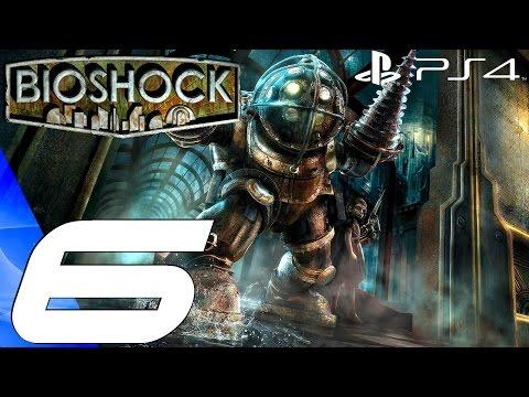 BioShock Remastered (PS4) - Gameplay Walkthrough Part 6 - Hephaestus 1080P 60FPS