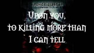 Download Disturbed - Hell Lyrics Mp3 and Videos