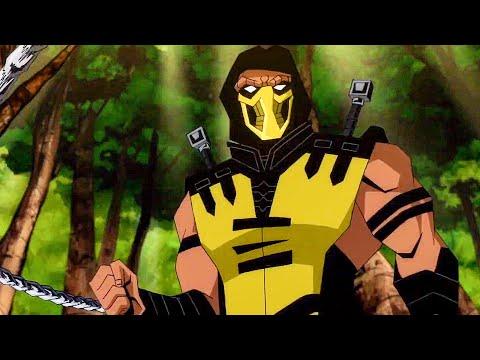 mortal kombat legends scorpions revenge noob saibot