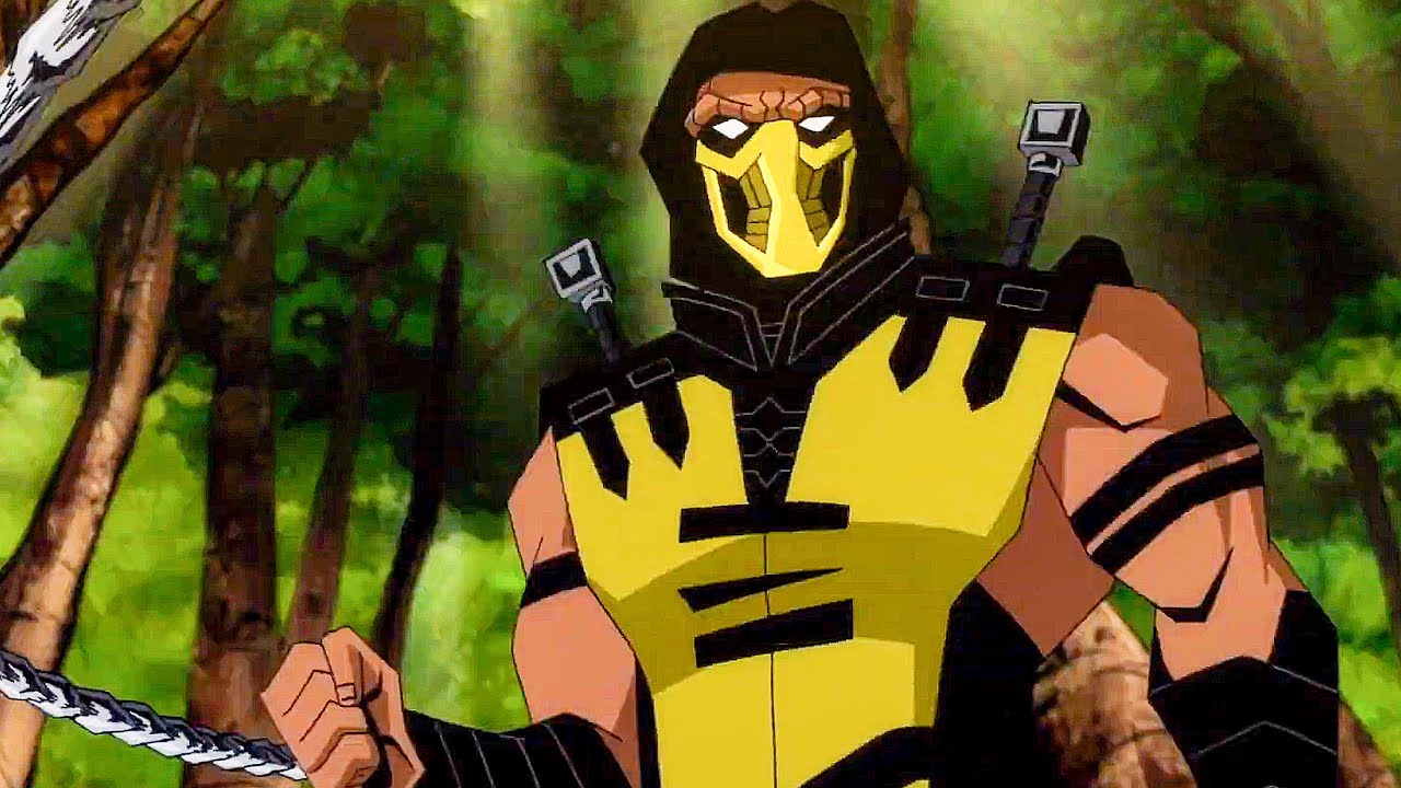 Mortal Kombat Legends Scorpions Revenge Films 2020