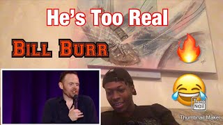 First Time Watching Bill Burr - Epidemic of Gold Digging Wh*res (Reaction)