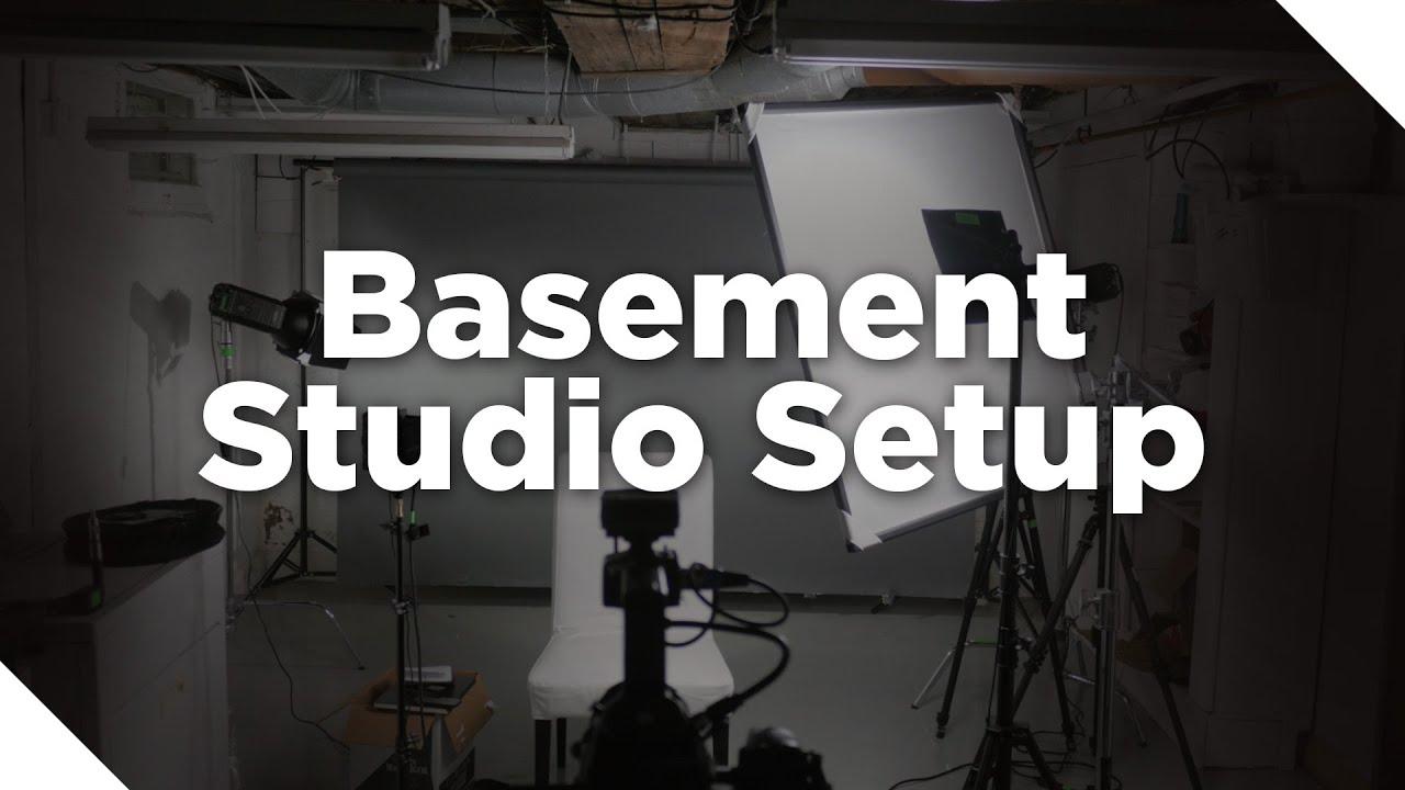 basement i wish could stay here setting up a video studio here12 basement