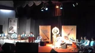 Jhalya tinhi sanjha instrumental song...