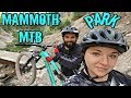 How To Take Your Wife to Mammoth Mountain Bike Park | Whistler Mountain Bike Park | Intense Recluse