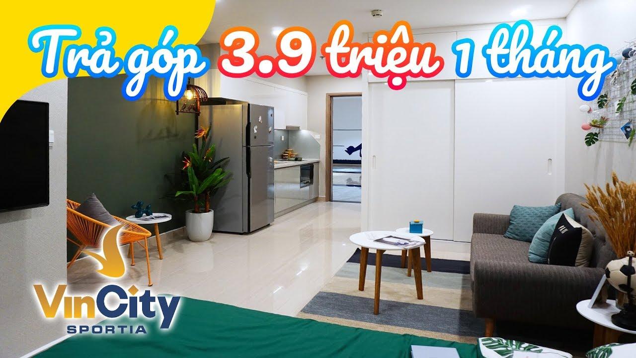Vinhomes Smart City căn hộ Studio 1 phòng ngủ: 1 tỷ - 1 ngủ - 28m2 (Vinhomes Smart City Tây Mỗ)