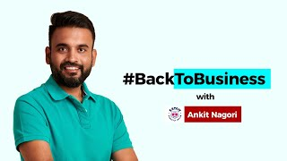#BackToBusiness with Eatfit's Ankit Nagori