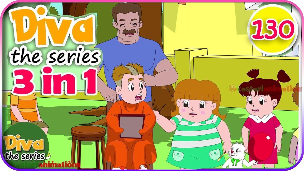 Download Seri Diva 3 in 1 | Kompilasi 3 Episode ~ Bagian 130| Diva The Series Official