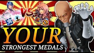 Khux Concurrerende Gids - Hoe Vind Je Sterkste Medailles