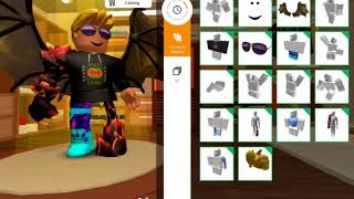 How to change your avatar (Roblox mobile)enjoy
