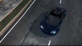 Need for Speed: Most Wanted (2012) Bugatti Veyron Vitesse Live for Speed Speed Run