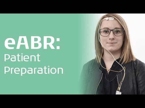 eABR - Patient preparation