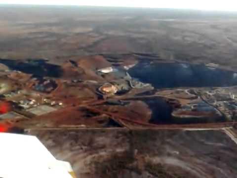 Plutonic Gold Mine Western Australia