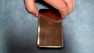 iPod Touch 1G Unboxing
