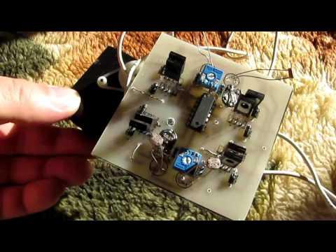видео: Солнечный трекер / solar tracker