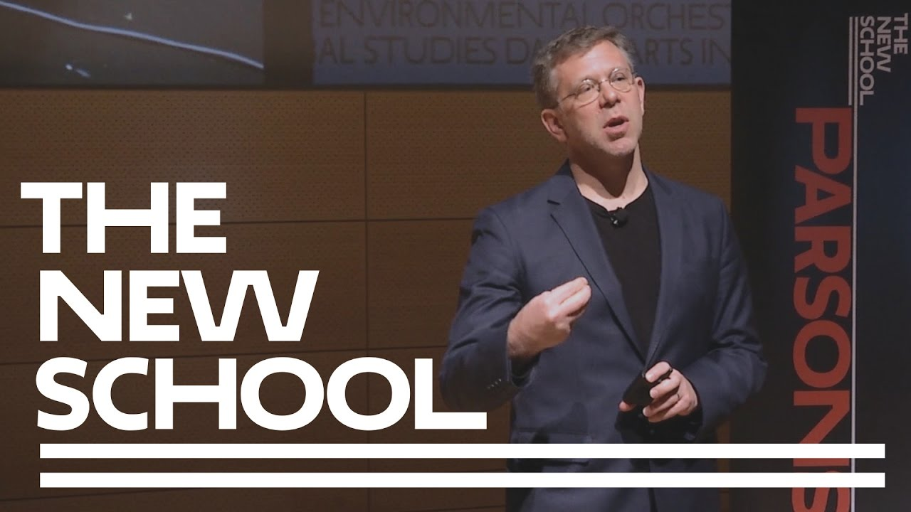 Parsons Graduate Admitted Students Day Opening Remarks | The New School