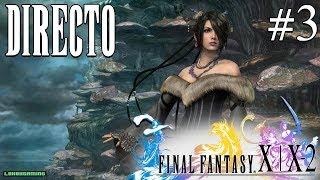 Final Fantasy X HD Remaster - Directo 3# Español - Guía 100% - Llanura de los Rayos -Nintendo Switch