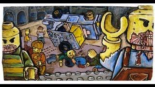 Roblox l zombies lego violadores