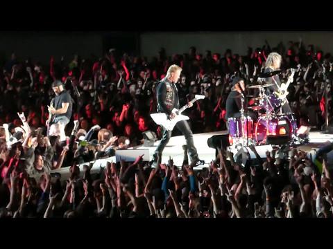 """""""Seek & Destroy"""" Metallica@Lincoln Financial Field Philadelphia 5/12/17"""