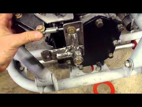 Shift linkage, Subaru 5 speed for mid engine application