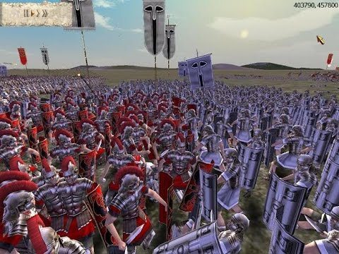 Rome Total War Seleucid Empire Episode 1