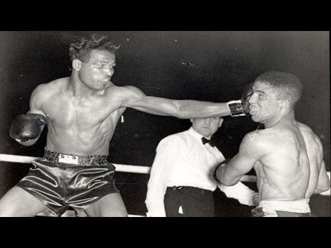 Boxing Defense: 1950's (Robinson, Turpin, Gavilan, Bratton, Moore)