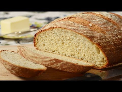 French Country Bread Recipe Demonstration - Joyofbaking.com