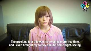 Kyary Pamyu Pamyu – Special Q&A Session for KPP 5iVE YEARS MONSTER WORLD TOUR 2016