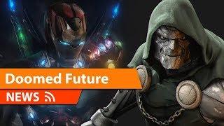 Doctor Doom Said to be Focus of MCU Post Avengers Endgame