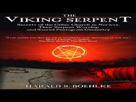 The Viking Serpent - Secrets of the Celtic Church Serpent Worship and Sacred Pentagram - MUST SEE!