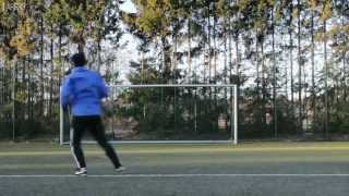 Học kỹ thuật Rabona như Ronaldo và Neymar