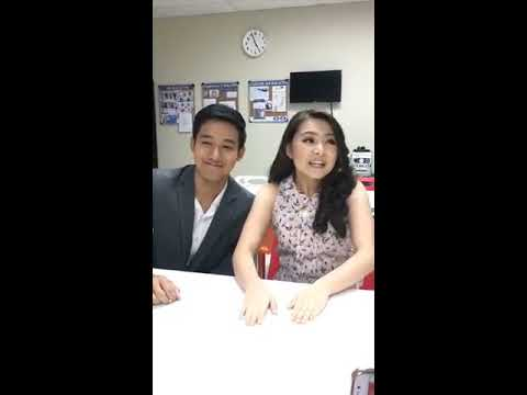 Ken Chan and Barbie Forteza talks about shooting #ThisTimeIllBeSweeter