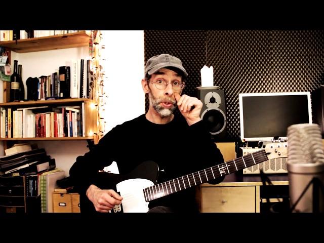 MJ cours de guitare #2