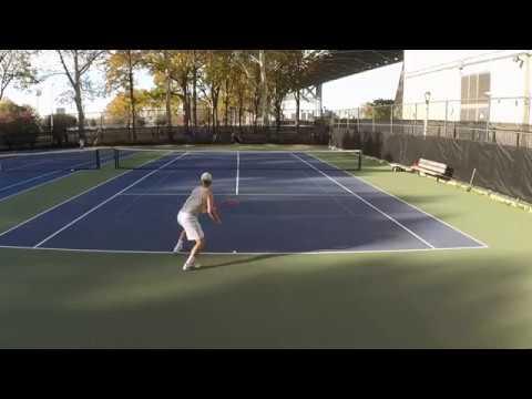 Tennis Point In Reverse